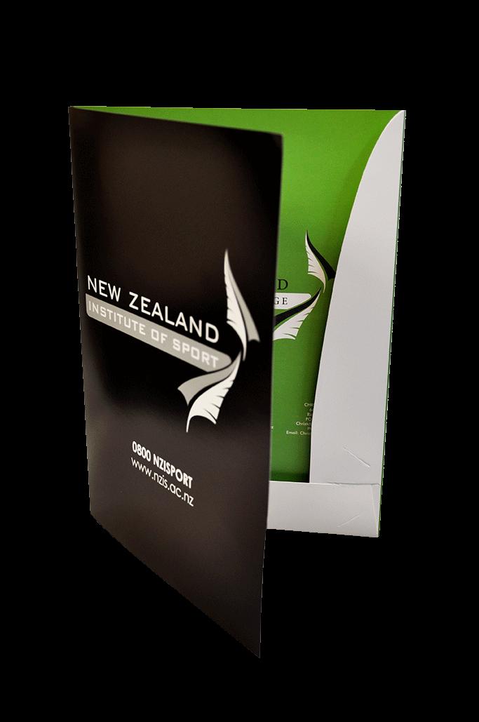 NZIS folder
