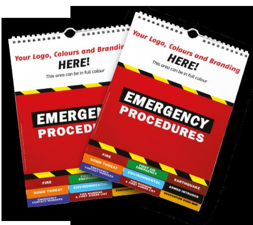 Emergency Flipchart